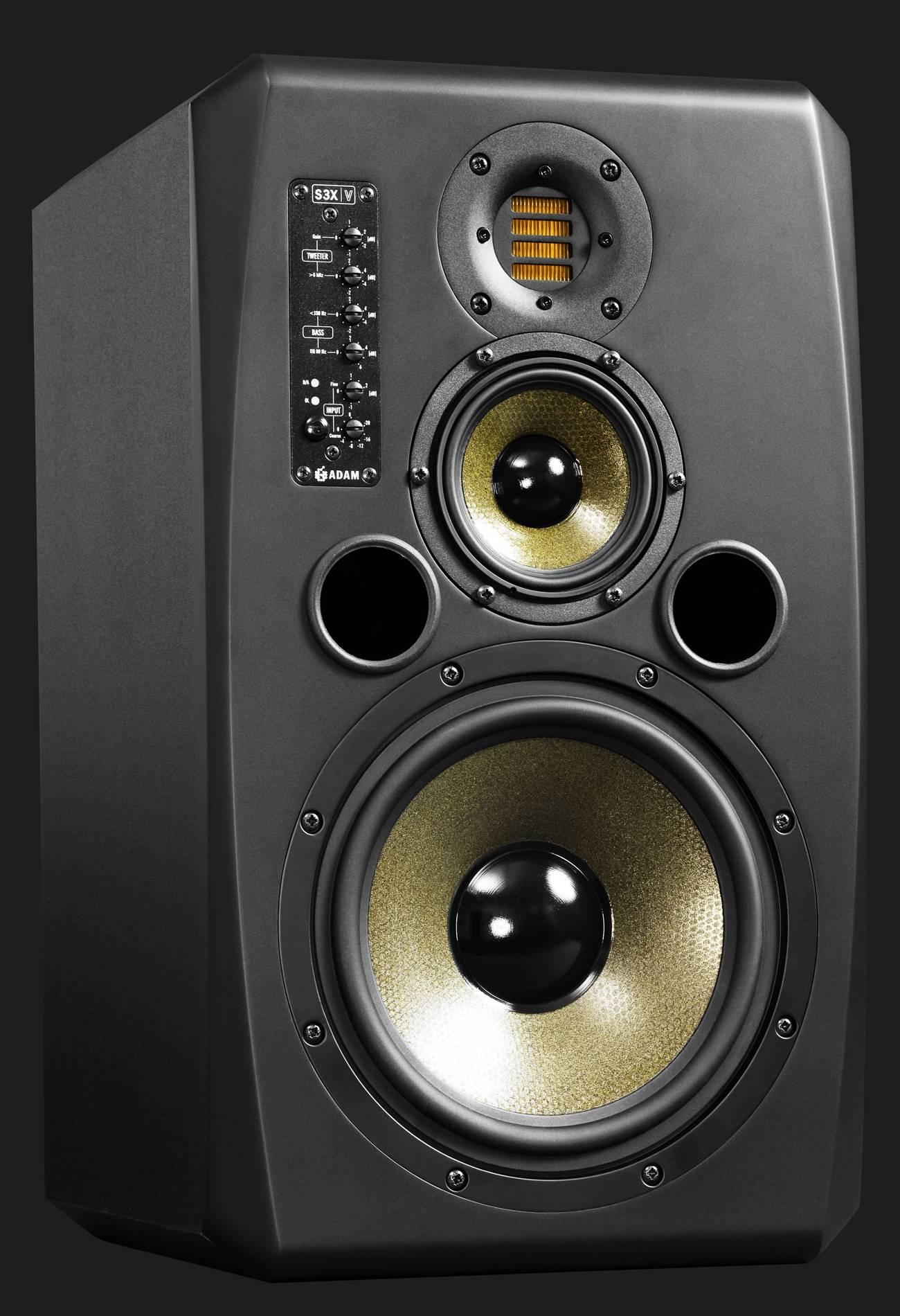 ADAM AUDIO S3X-V三分频监听音箱