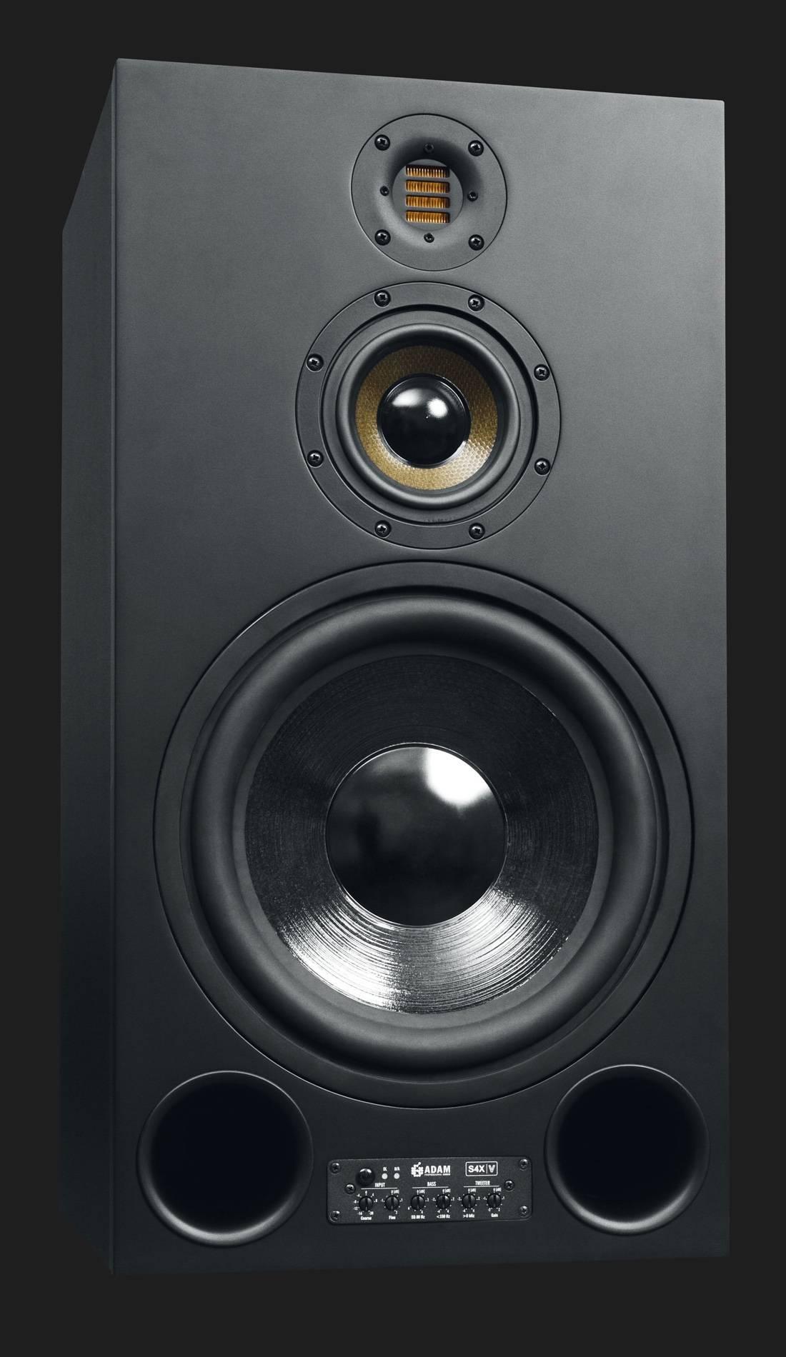 ADAM AUDIO S4X-V三分频监听音箱