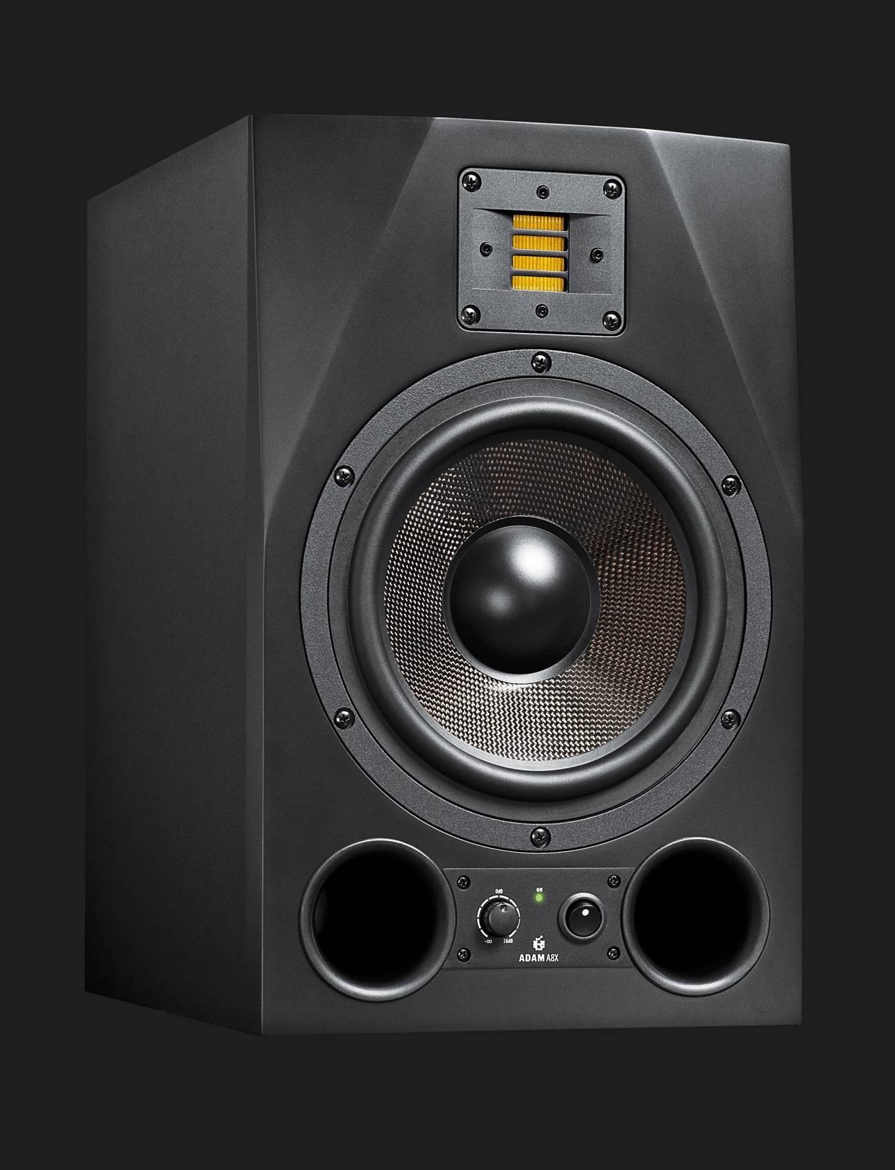 ADAM  AUDIO A8X桌面二分频监听音箱