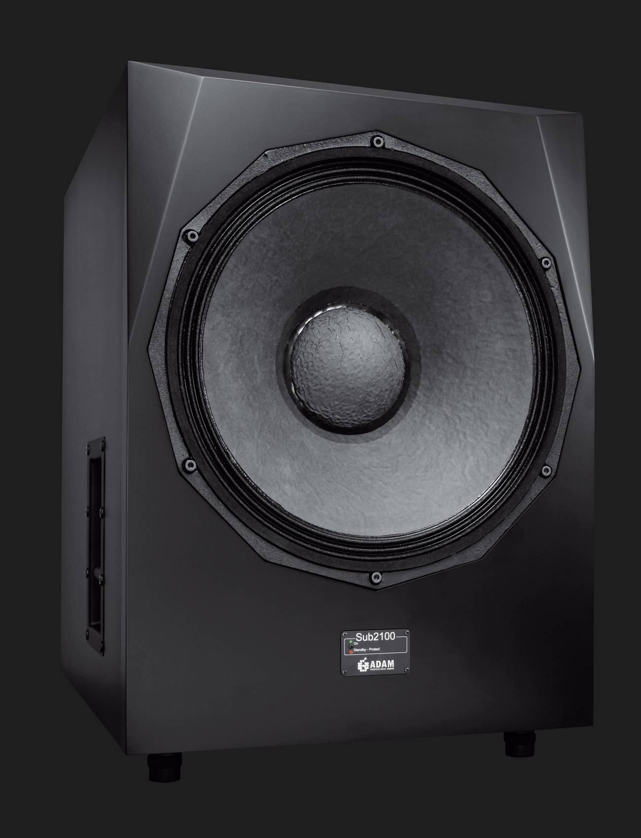 ADAM AUDIO SUB2100/21英寸低频音箱