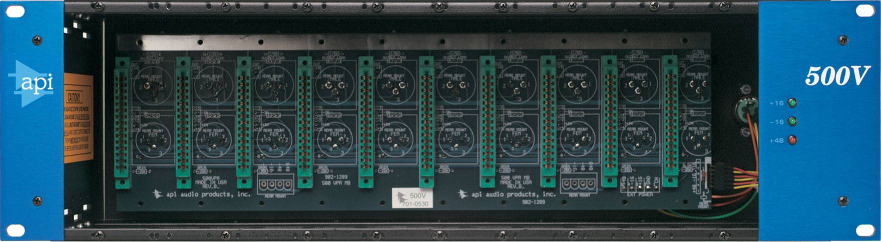 Lunchbox API 500 VPR  4U 机架