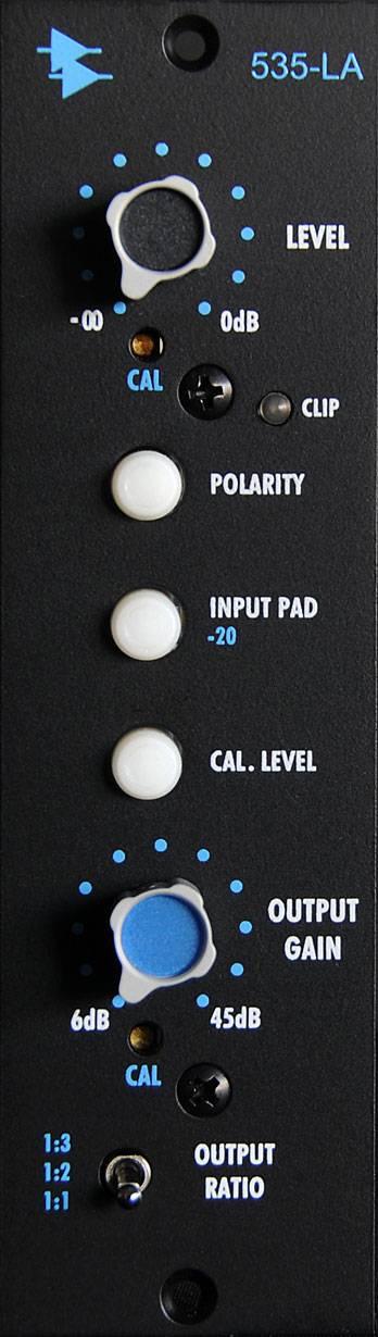 API 535-LA Line Amplifier前置放大器 500系列
