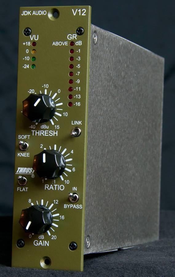 JDK V10单通道麦克风前置放大器