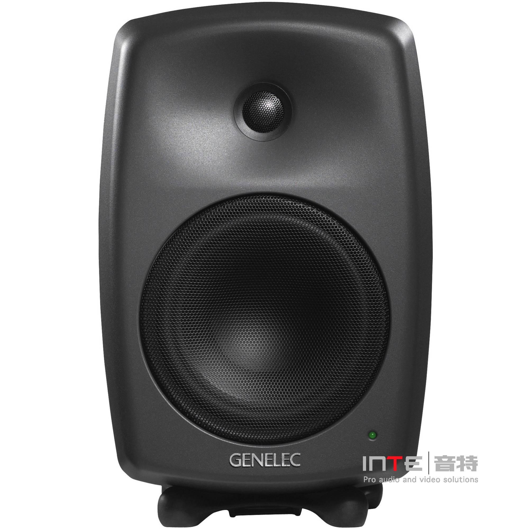Genelec8040B二分频、双功放有源音箱