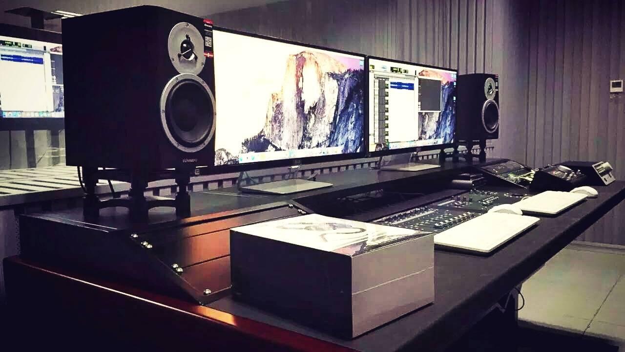 ADR 语言录音棚声学设计