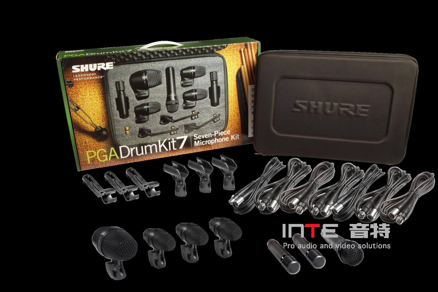 SHUREPGA DrumKit7