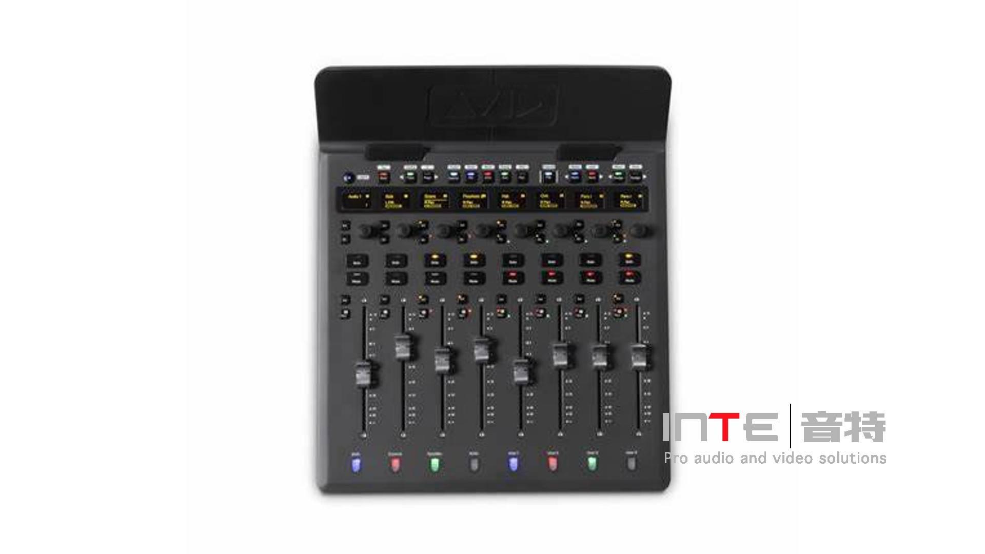 数字控制台 AVID S1