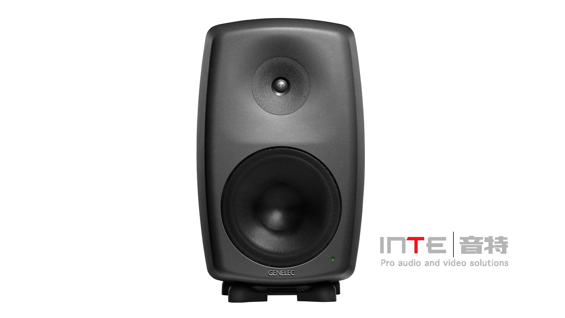 Genelec 8260A三分频、三功放数字监听音箱