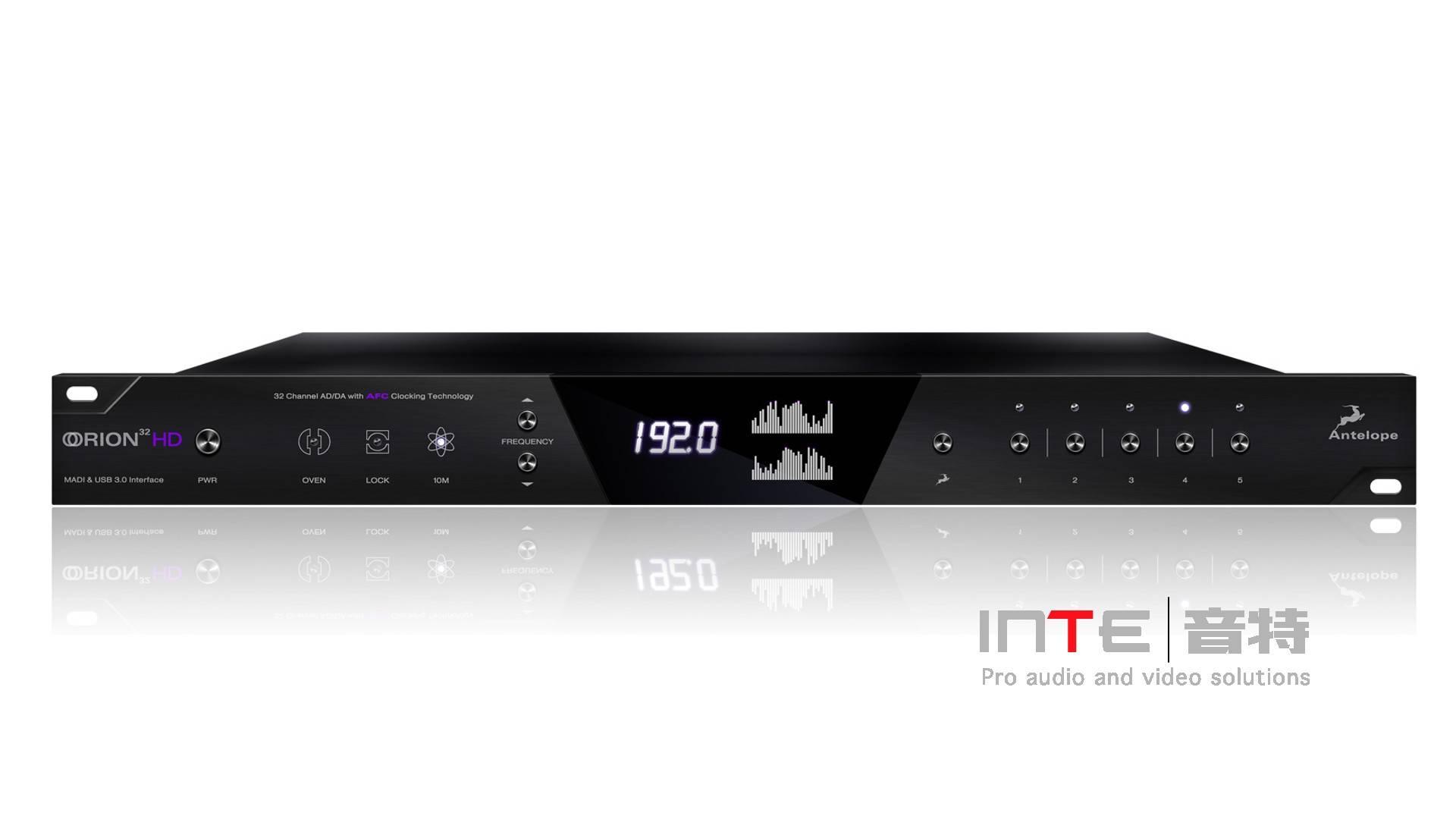 Antelope Audio Orion32 HD 数字音频接口