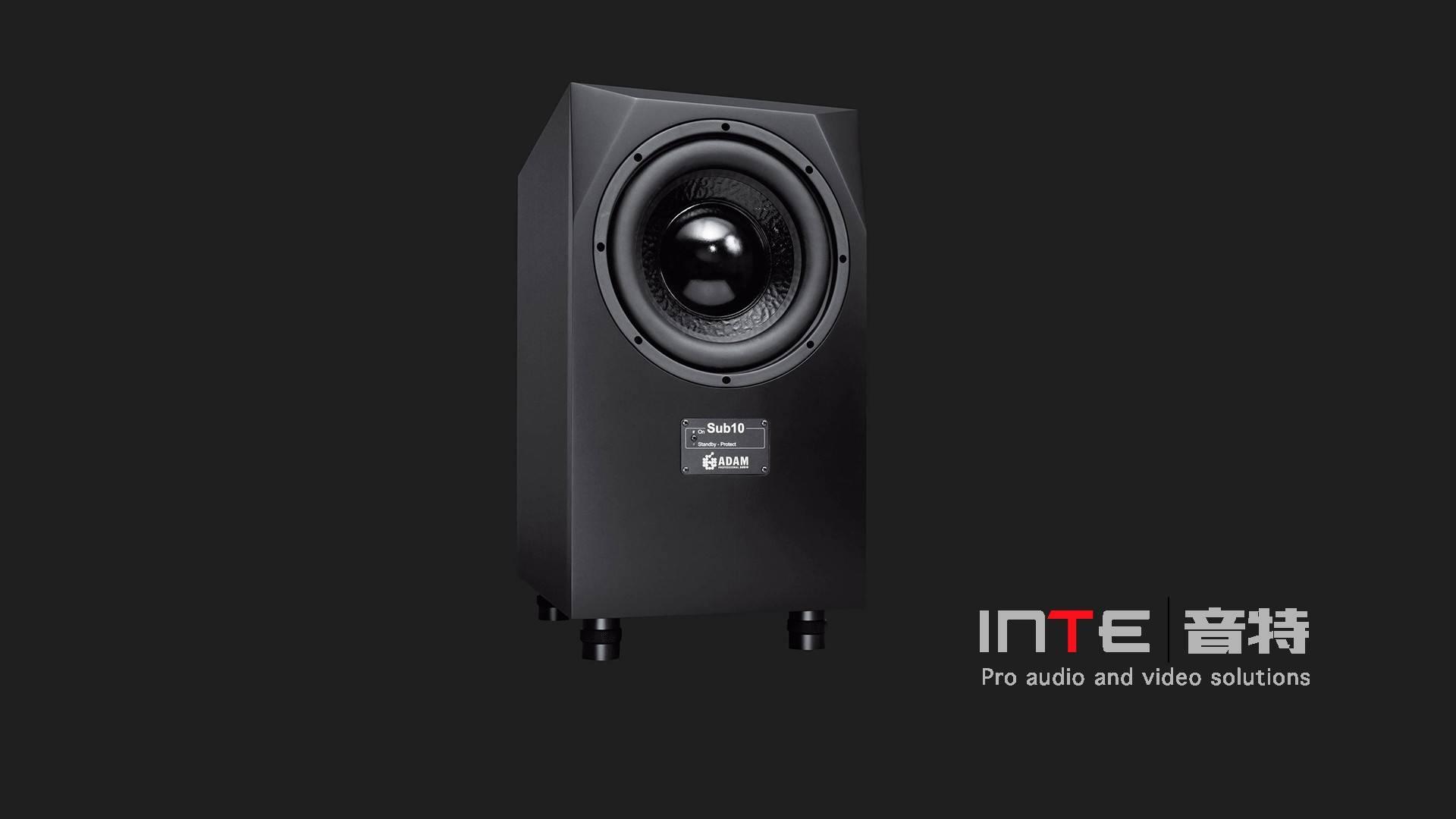 ADAM AUDIO SUB10 MK2/10寸低频音箱