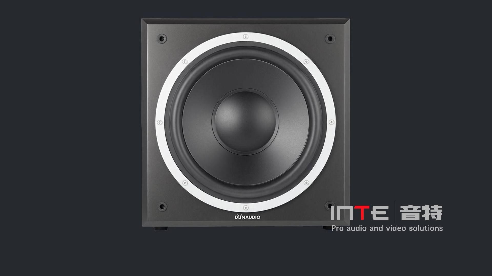 Dynaudio 丹拿 BM14S II 录音棚12寸有源高品质低音音箱