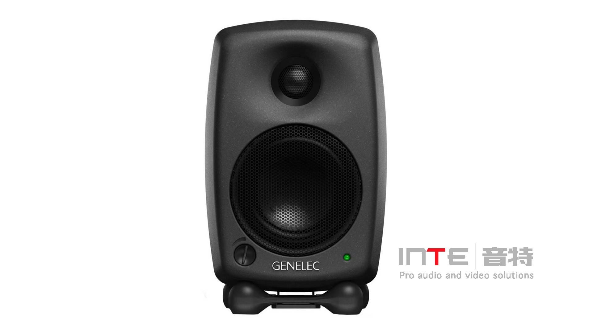 Genelec 8020C二分频、双功放有源音箱