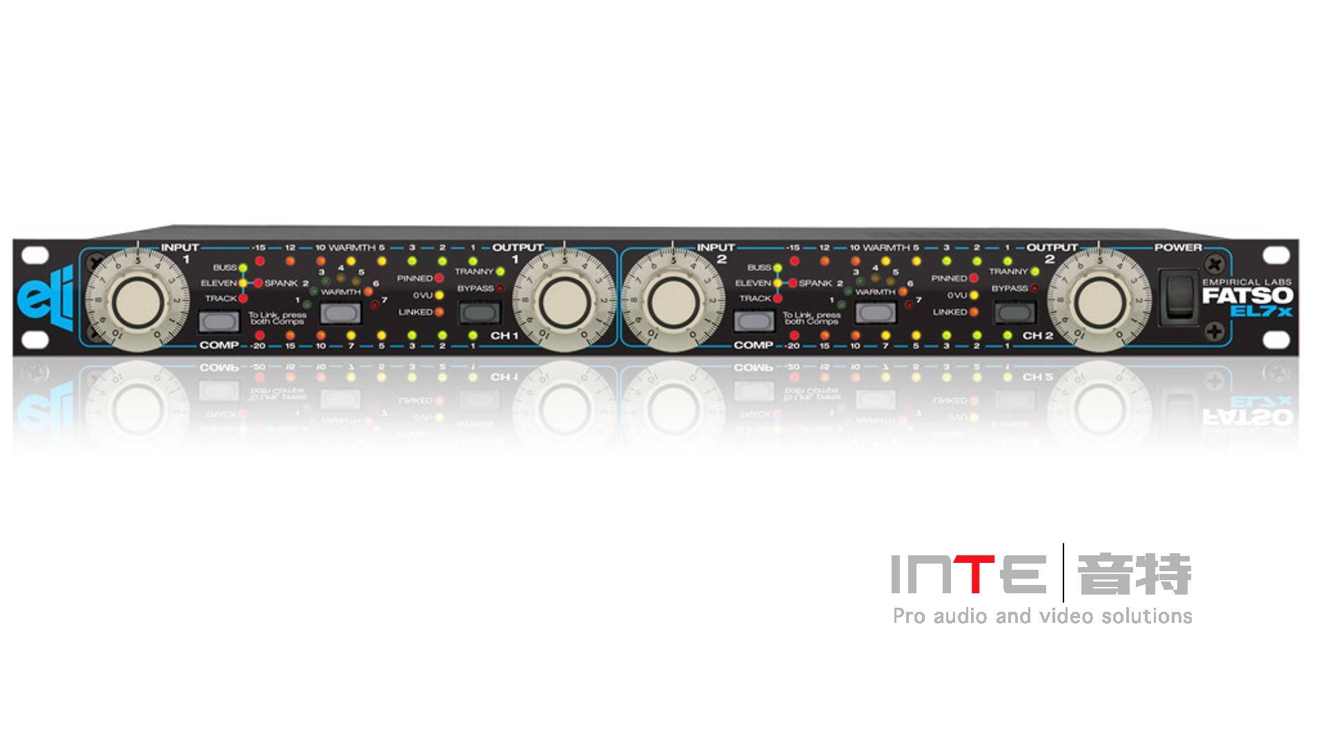 Empirical Labs EL7 Fatso 磁带模拟器
