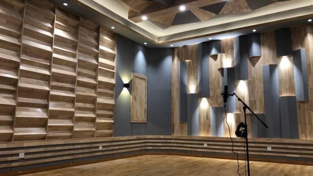 录音室声学装修的作用