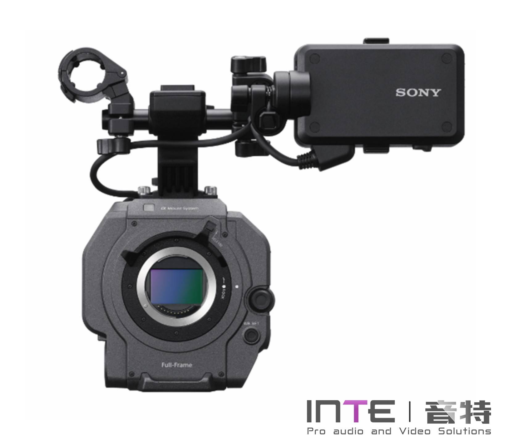 SONY PXW-FX9全画幅 6K 成像器摄像机 电影机