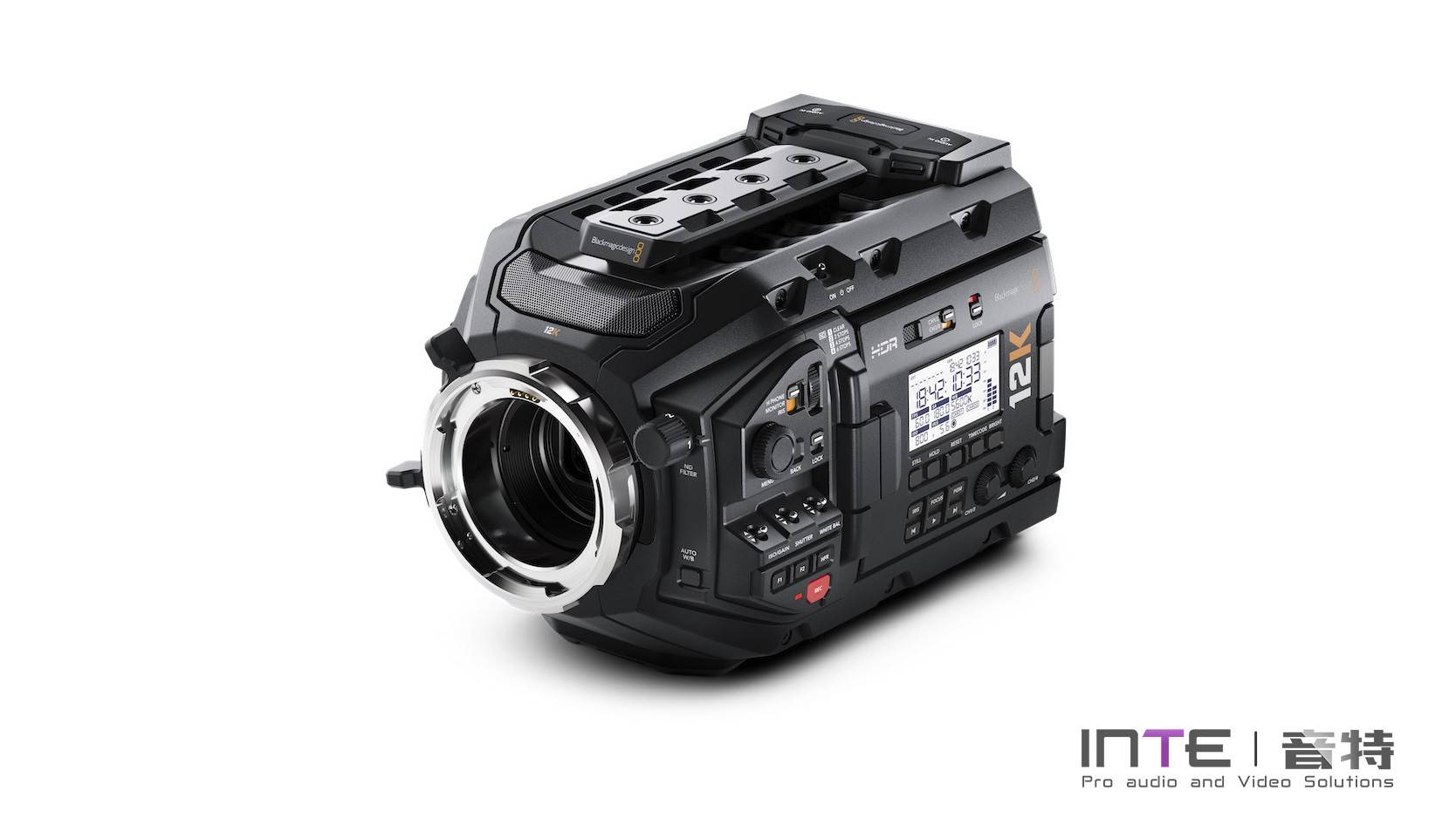Blackmagic URSA Mini Pro 12K BMD摄像机