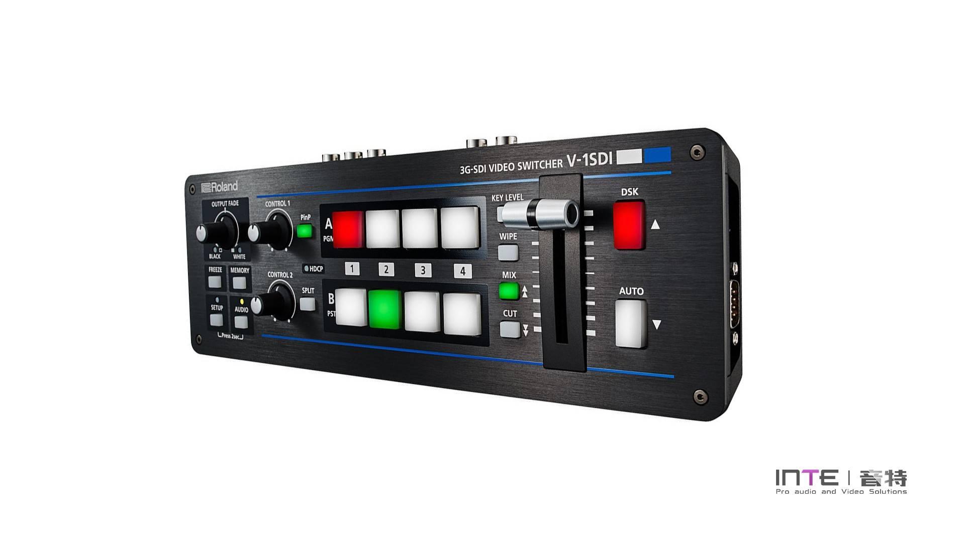 ROLANDV-1SDI 3G-SDI 视频切换器