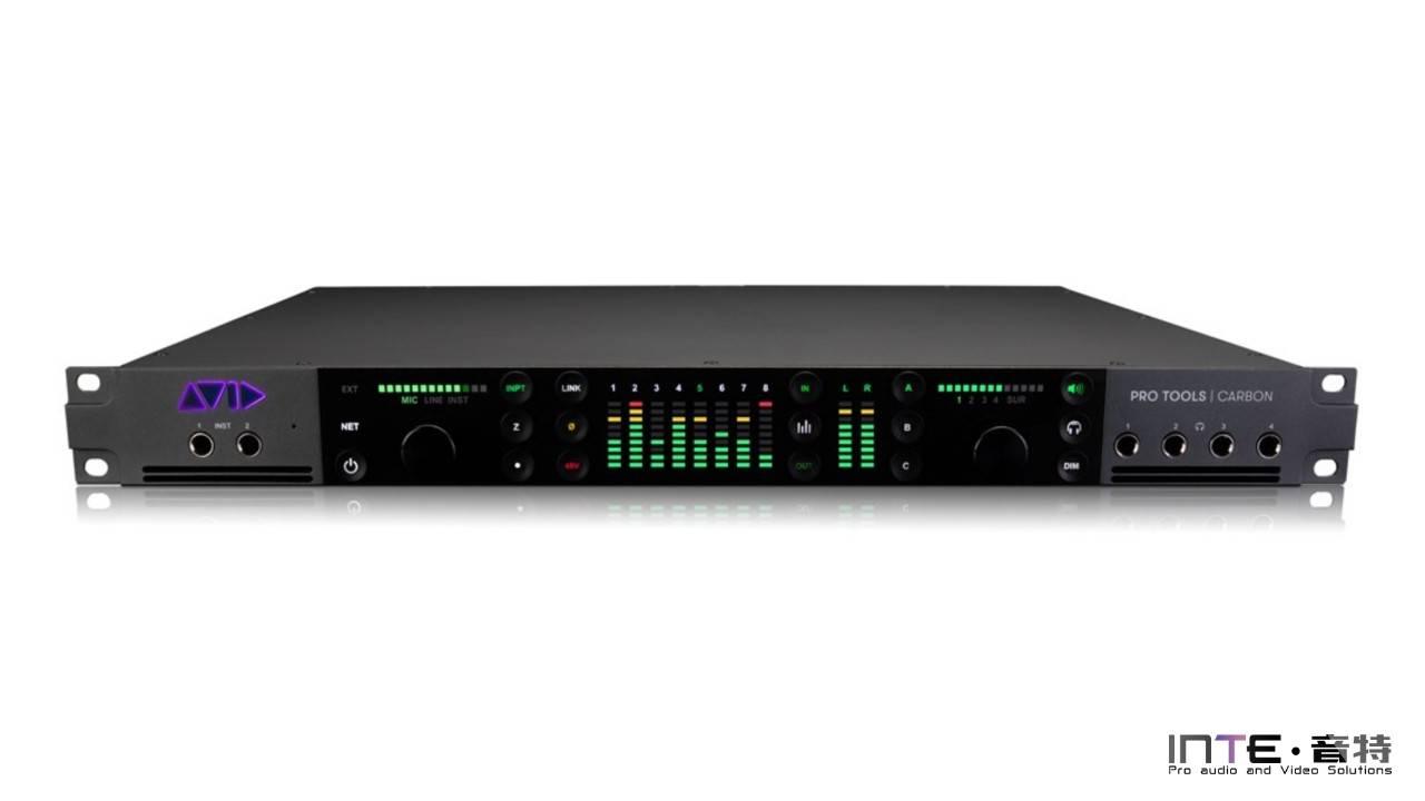 AVID  Pro Tools - Carbon  数字音频接口 声卡
