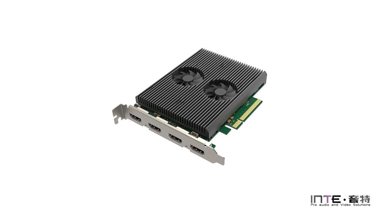 MagewellPro Capture Dual HDMI 4K Plus LT 两路超高清采集卡