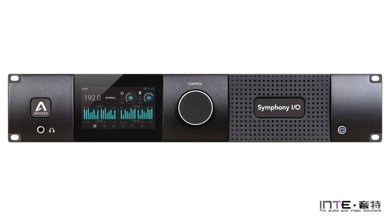 Apogee Symphony I/O Mk II - 8x8 Pro Tools HD