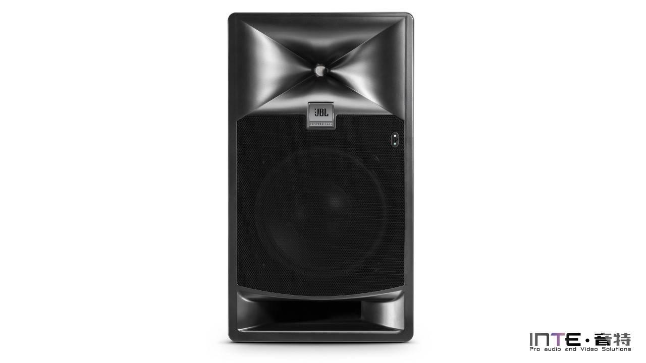 JBL 708P 双放大器监听音箱