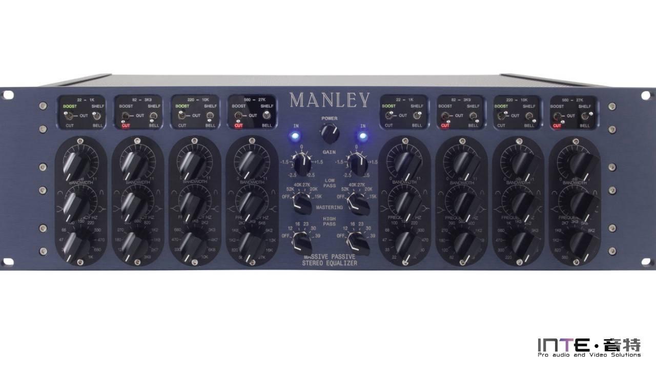 Manley Manley Massive Passive Stereo Tube EQ