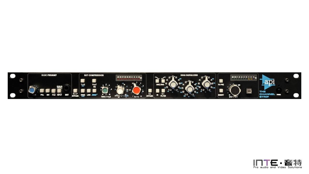 API The Channel Strip