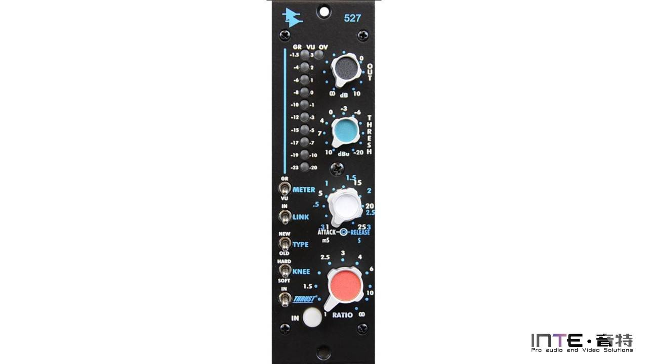 API 527 Compressor/Limiter 500系列