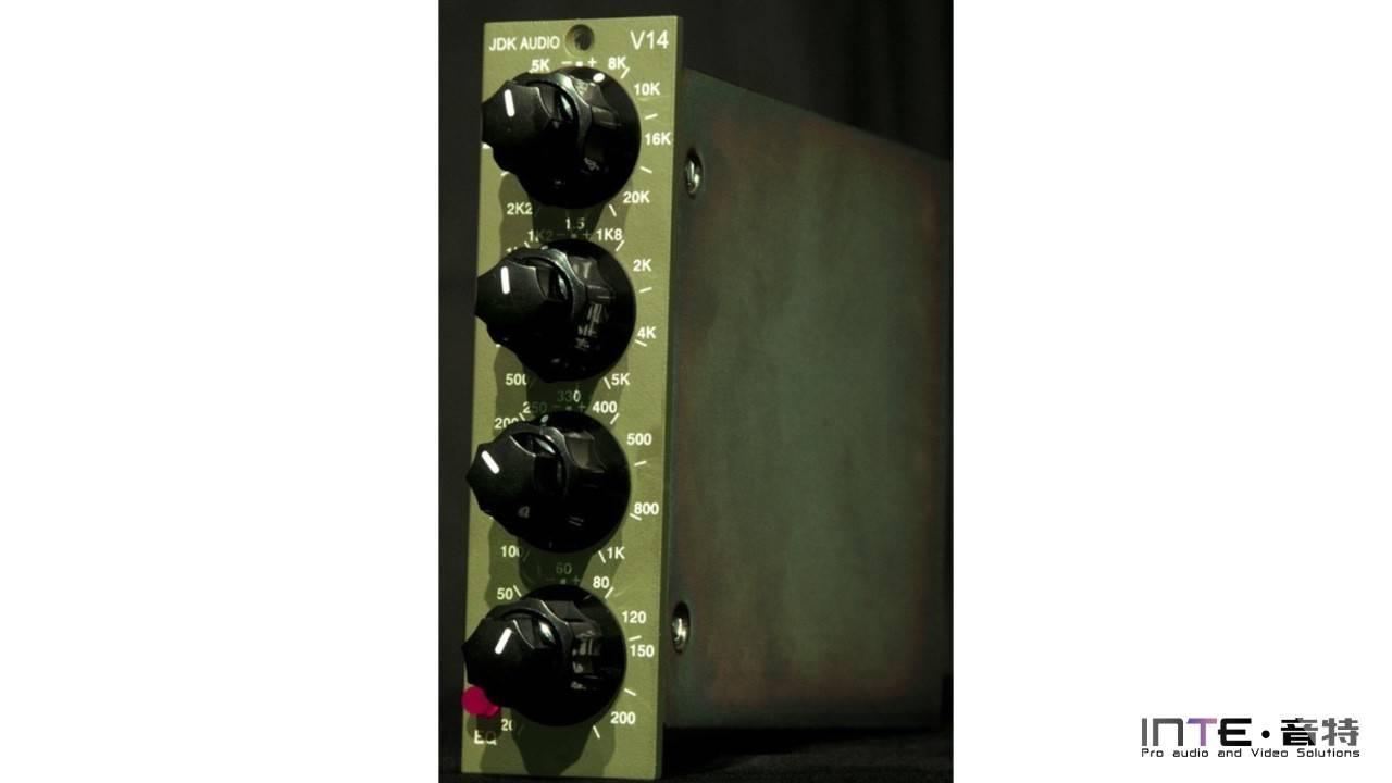 V14  4 Band Format Equalizer 均衡器 500系列