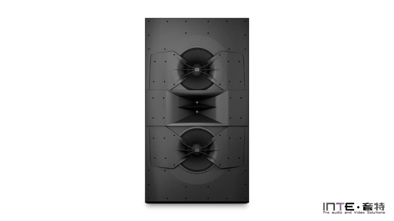 JBL C222HP 两分频荧幕通道扬声器