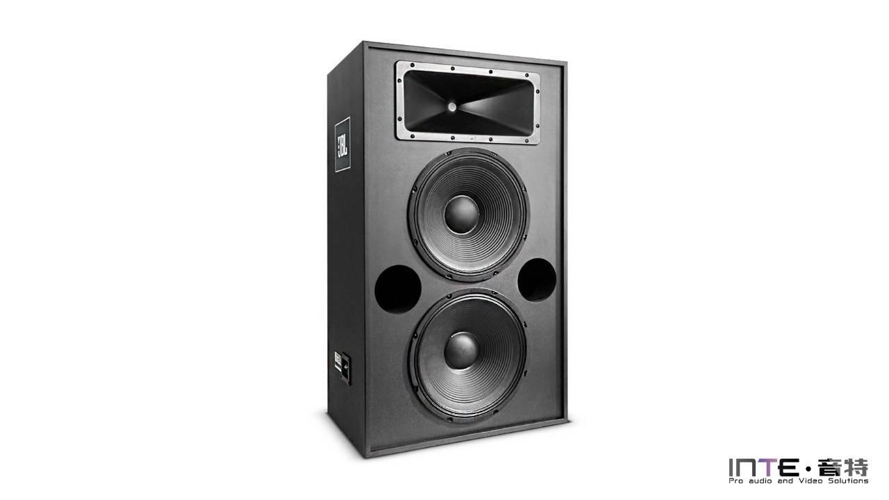 JBL 3252N 两分频荧幕通道扬声器
