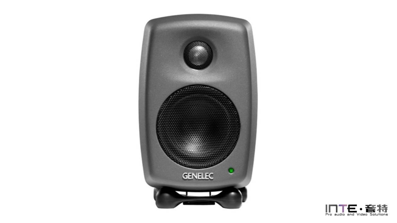 Genelec 8010 二分频双功放监听音箱