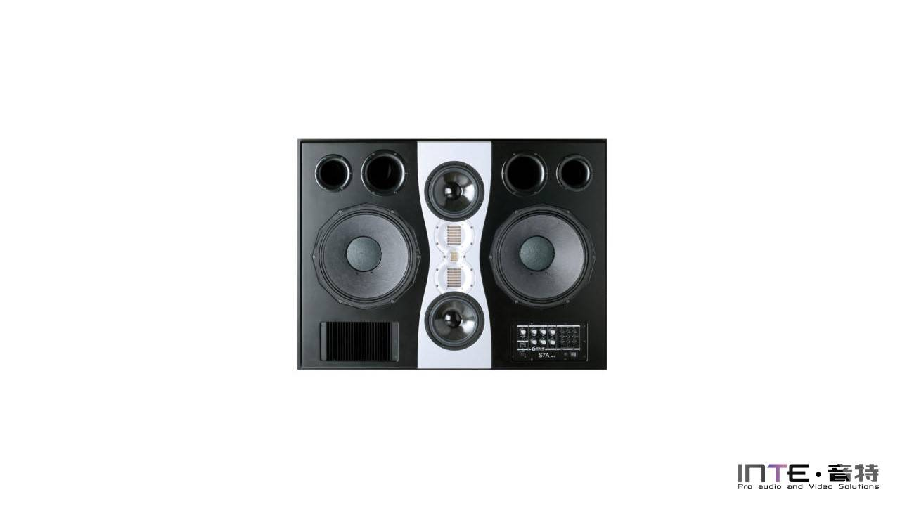 S7A Mk2双15寸四分频 主监听音箱