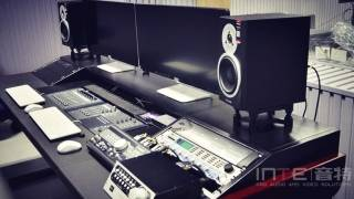 ADR录音棚 河北传媒学院