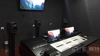 电影、电视混录棚 电视5.1声道-浙江传媒学院