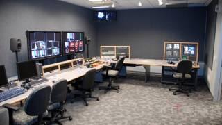 数字录音棚、实景演播室-安徽师范大学
