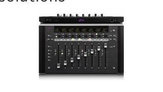 数字控制台 AVID Artist Mix
