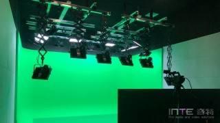 虚拟演播室 绿幕直播间 美国波士顿