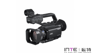SONY PXW-Z90 高清4K手持会议 直播 课程记录摄录一体机