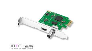 Blackmagic DeckLink Mini Monitor 一路视频输出卡