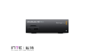Blackmagic UltraStudio HD Mini 雷电3采集输出