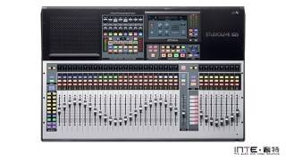 数字调音台(控制台) PreSonus StudioLive 32S