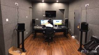 预混棚5.1声道 北京电影学院