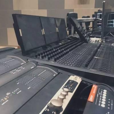 电影混录棚 Dolby 环绕声 7.1 河北传媒学院