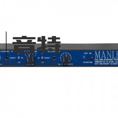 Manley Manley Dual Mono Micpre
