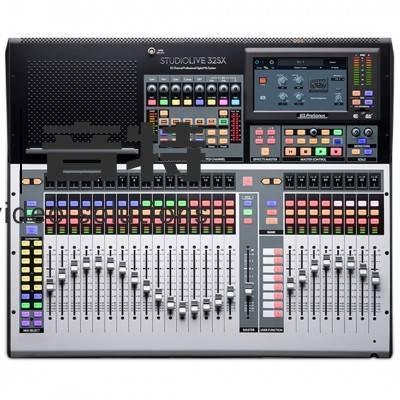 数字调音台(控制台) PreSonus StudioLive 32SX