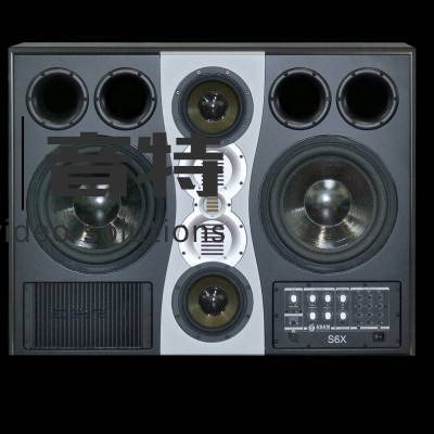 ADAM AUDIO S6X五分频主监听监听音箱
