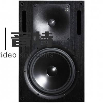 Genelec 1032B二分频、双功放监听音箱