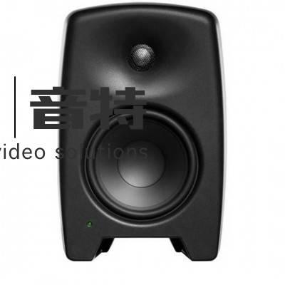 genelec M030 二分频双功放监听音