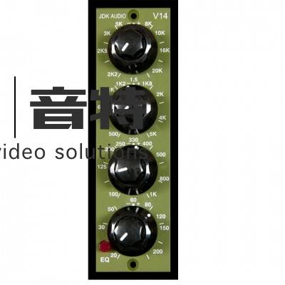 V14  4 Band Format Equalizer 均衡器 500系列